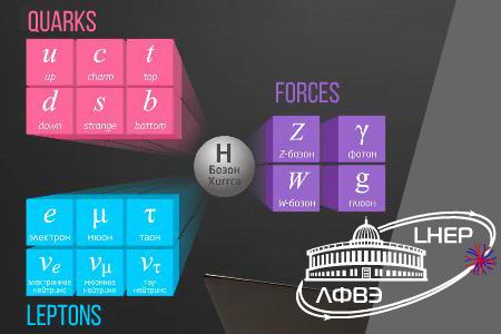 Course Image Точечная (партонная) структура протона